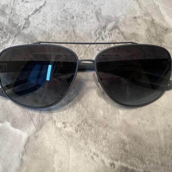New & Unused Prada SPS 58Q Men's Sunglasses